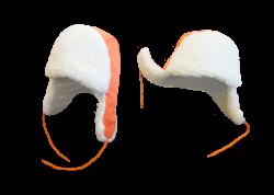 Шапка ушанка с мехом на заказ